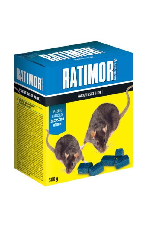 Parafinski bloki Ratimor (300 g)