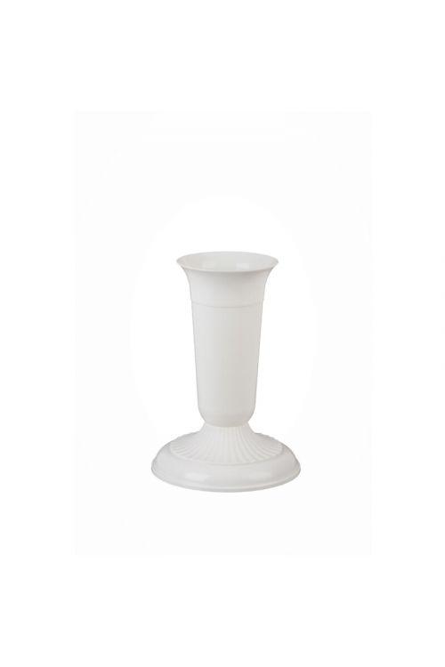 Vaza (25 cm, bela)