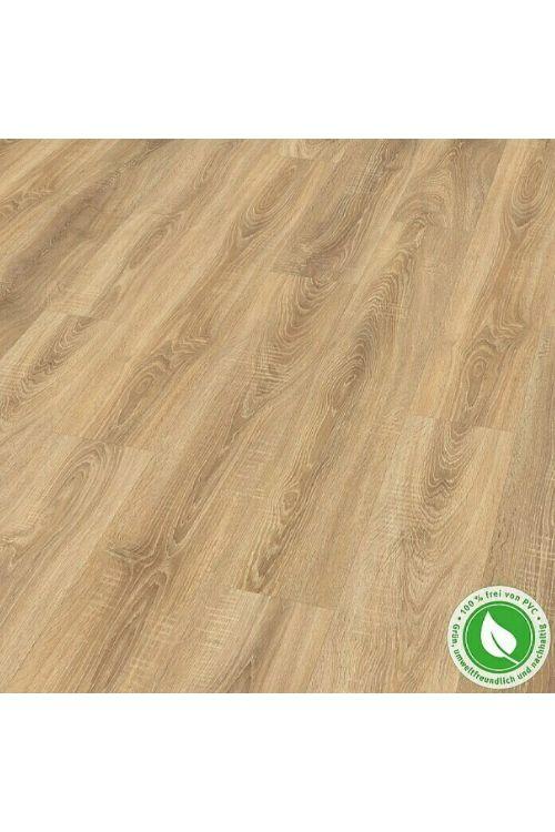 Dizajnerska talna obloga Egger Home Design Floor GreenTec Sägerau (1292 x 193 x 7,5 mm, hrast)
