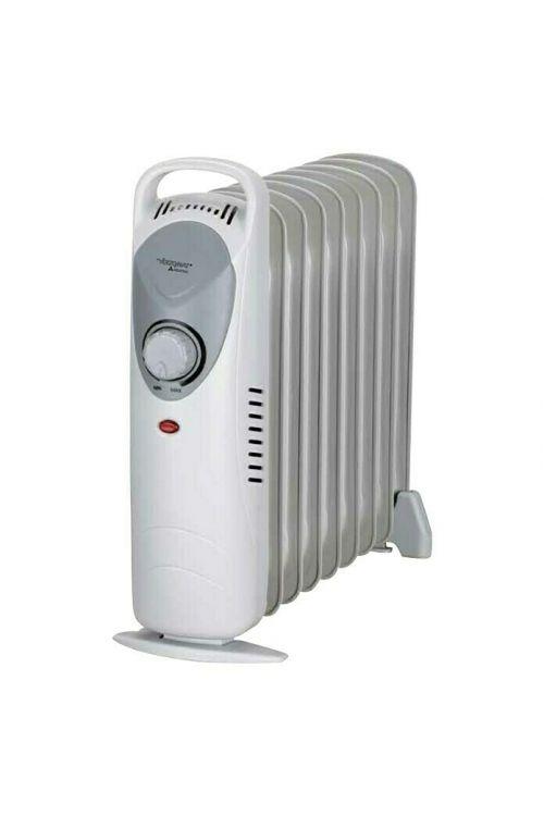 Mini oljni radiator Voltomat HEATING (1.000, število reber: 9, bela barva)
