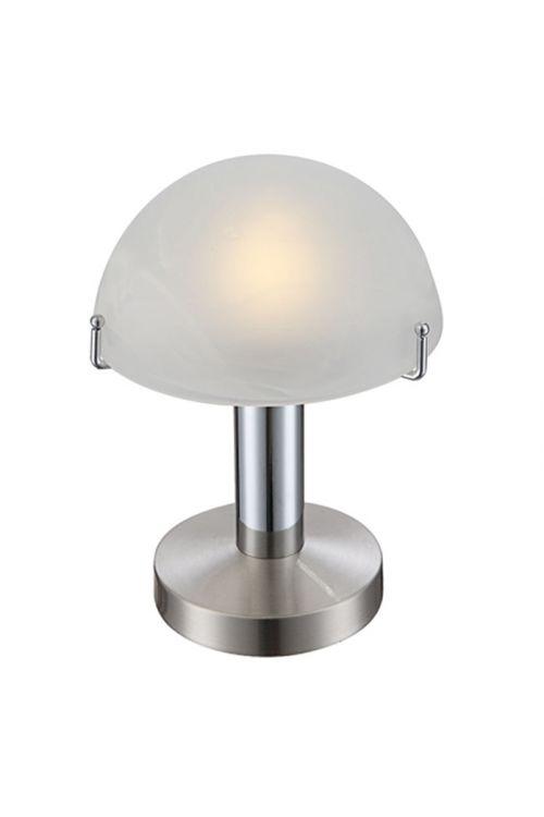 LED namizna svetilka Globo (3 W, premer: 15 cm, višina: 22,5 cm, E14, toplo bela svetloba)
