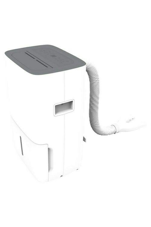 Razvlažilnik zraka s sušilnikom za obitev (bela barva, 460 W, izhodna moč: 30 l / dan, 31,5 x 39,5 x 53,5 cm)