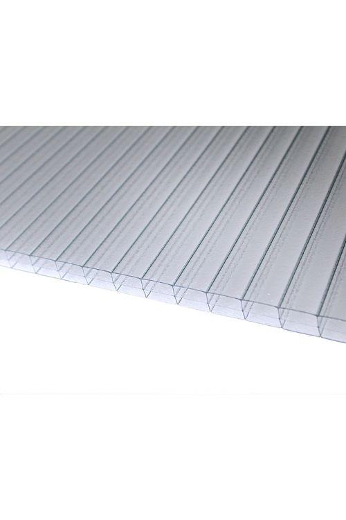 Votla plošča PC (prozorna, polikarbonat, 250 x 98 x 16 mm)