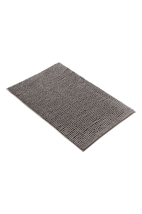 Tepih za kopalnico Camargue Zottel (50 x 80 cm, rjav, mikrovlakna)