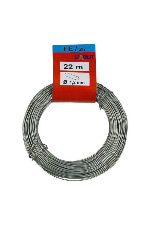 Železna žica Stabilit (Ø x D: 1,2 mm x 22 m, pocinkana)