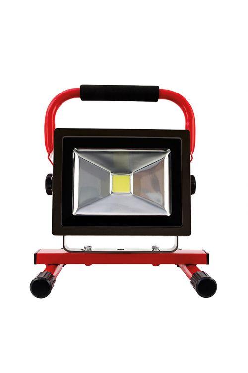 Akumulatorski LED-reflektor (20 W, bela dnevna svetloba, IP44, energetski razred: A++ do A)