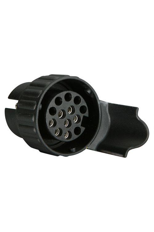 Adapter UniTec (7-polni (vozilo) na 13-polni (prikolica))