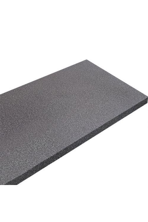 Delovna plošča Kronospan (2.600 x 610 x 38 mm, grafit črna)