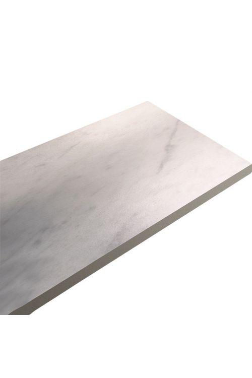 Delovna plošča Kronospan (2.600 x 610 x 38 mm, marmor siva )