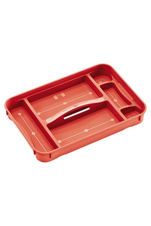 Vložek za zaboj Clear Box M/XL, Regalux (število predalov: 6)