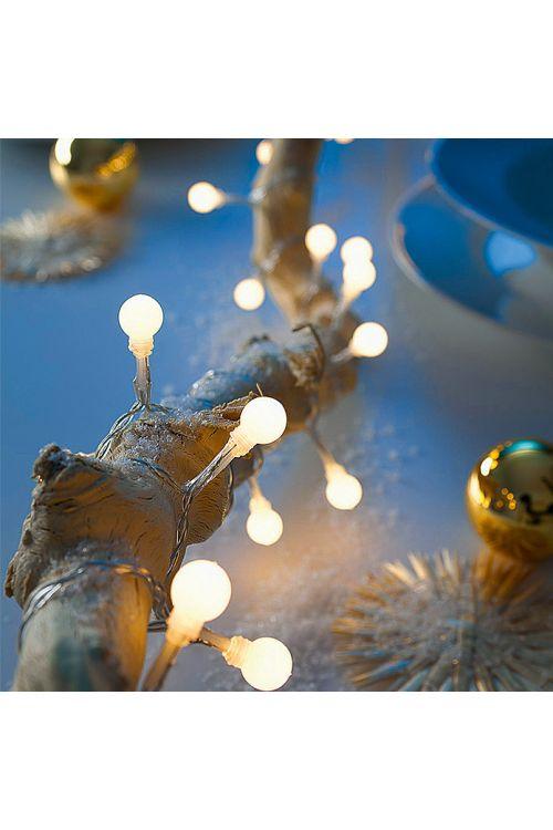 LED-svetlobna veriga s kroglicami Tween Light (področje uporabe: notri, 30 svetil)