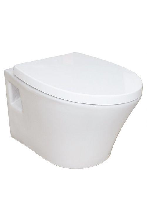 Stenska WC školjka Camargue Rio (brez roba, brez WC deske)