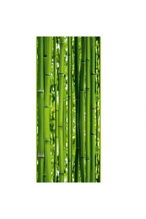 Panel pop.up (Wellness Bambus, zelen, 35 cm x 2,5 m)