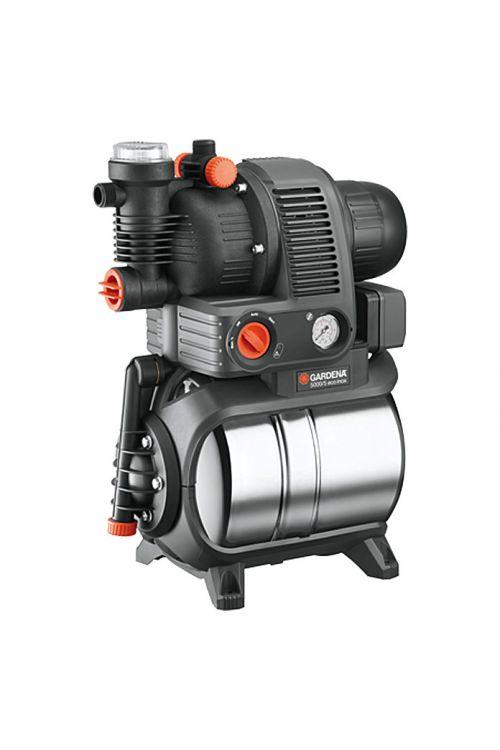 Tlačna črpalka Gardena Premium 5000/5 eco inox (1.200 W, maks. količina pretoka: 4.500 l/h, maks. tlak: 5 barov)