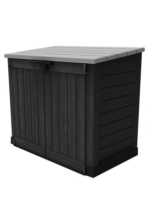 Zabojnik za smetnjake Store it out Max (polipropilen, volumen: 1,2 m³)