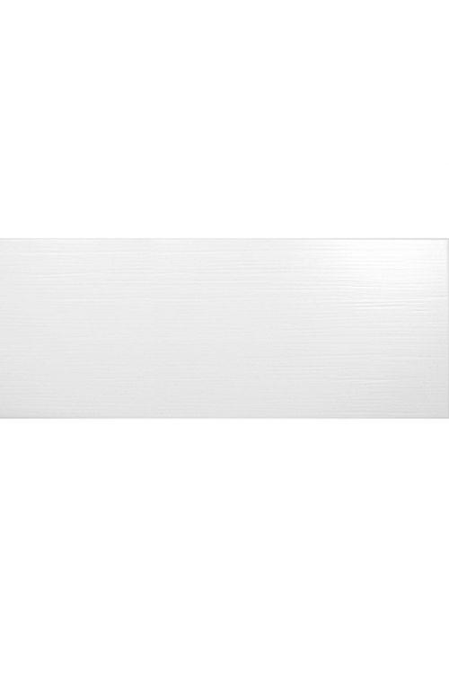 Stenske ploščice Perm (20 x 50 cm, bela, mat)