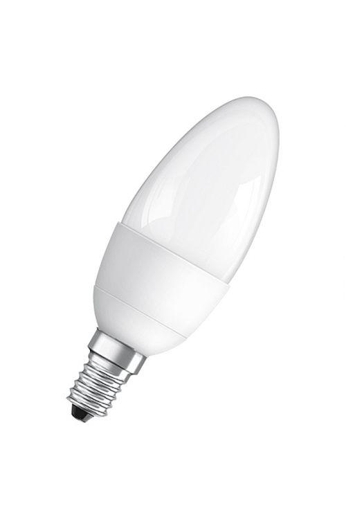 LED-sijalka Osram Star Classic B (6 W, E14, 1 kos, toplo bela, ni zatemnilna)