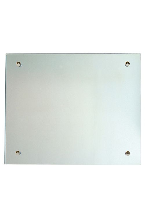 Infrardeči stekleni radiator Admiral (ogledalo, 500 W, 70 x 55 cm)