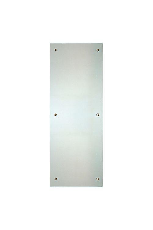 Infrardeči stekleni radiator Admiral (ogledalo, 850 W, 45 x 120 cm)
