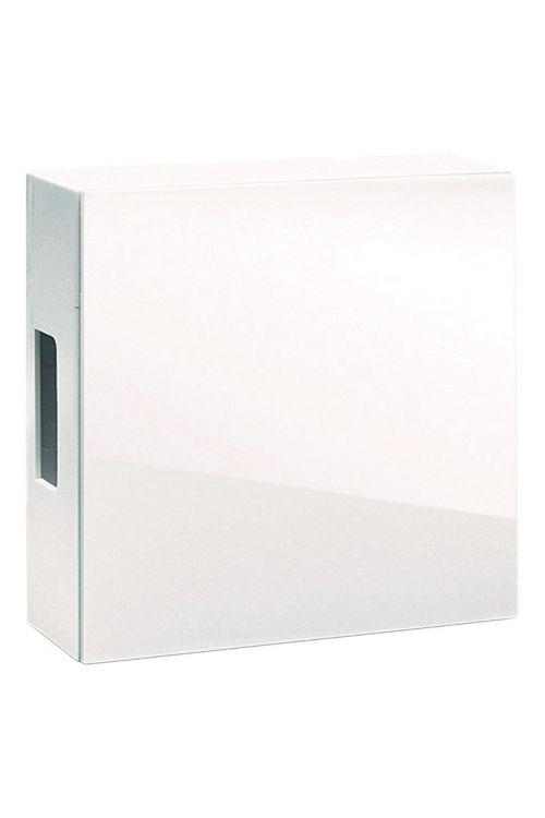 Hišni zvonec Grothe 465A (7 x 118 x 118 mm, 83 dB, bel, sijoč, umetna masa)