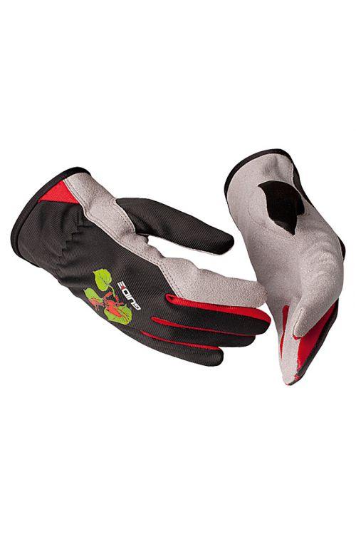 Otroške zaščitne rokavice Guide 7610 PP (velikost: 5, sivo-črne)