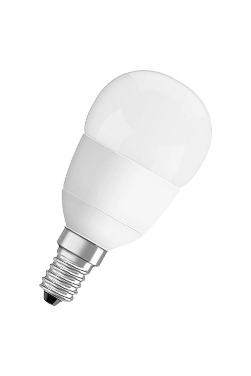 LED-sijalka Osram Star Classic P (6 W, energetski razred: A+, E14, toplo bela, 470 lm)