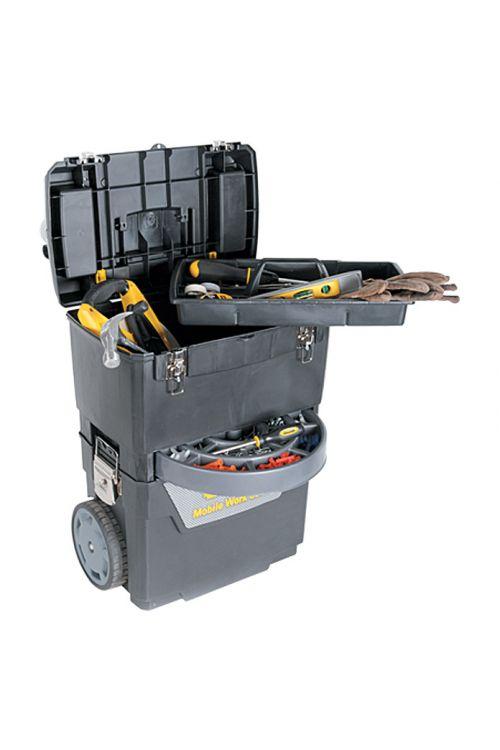 Mobilna delavnica Stanley (62,7 x 47,3 x 30,2 cm, 25 l, nosilnost: do 70 kg)