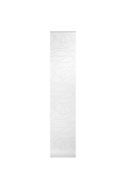 Panelna zavesa Expo Ambiente Move (60 x 300 cm, bela, 100-odstotni poliester)