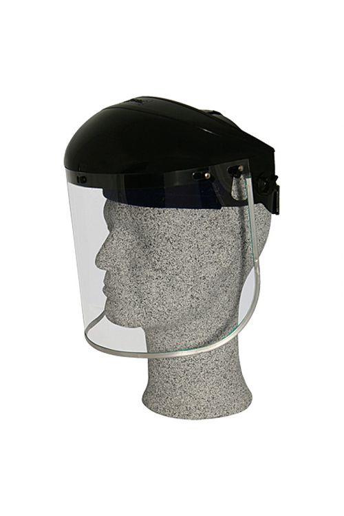 Zaščita za obraz Zekler 10 (polikarbonat, nastavljivo držalo na glavi)