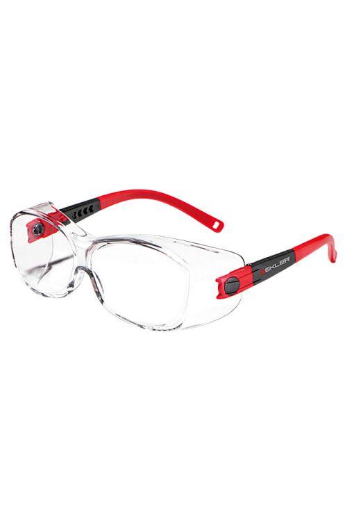 Zaščitna očala Zekler 25 HC (prozorna)