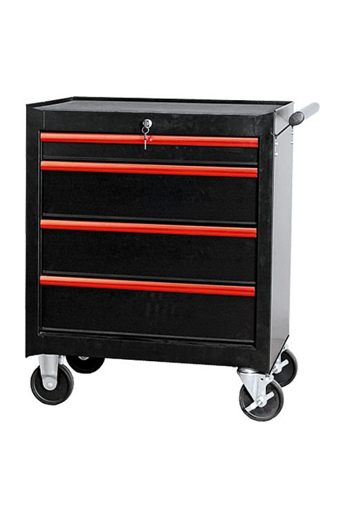 Delovni voziček Wisent Red Edition (459 x 678 x 780 mm, kovina)
