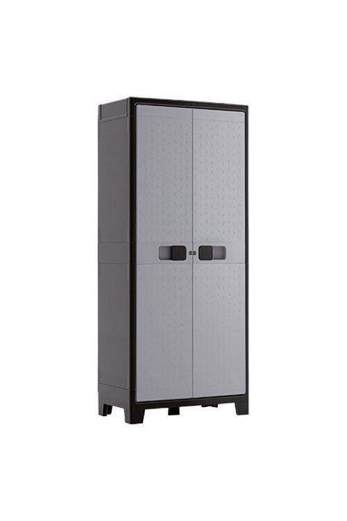 Plastična omara Regalux Space Line, visoka (44 x 80 x 182 cm, nosilnost: 30 kg/polico)