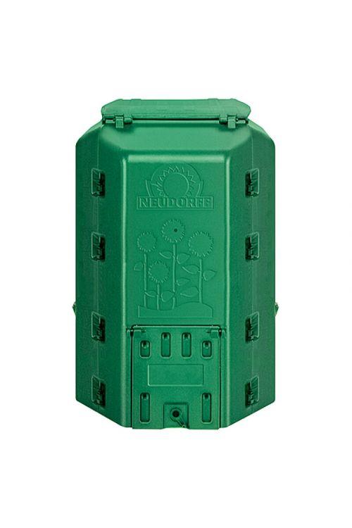 Termo kompostnik Neudorff DuoTherm (82 x 82 x 115 cm, 530 l, zelen)