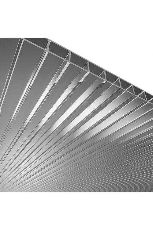 Votla plošča Makrolon (prozorna, polikarbonat, 200 cm x 105 cm x 10 mm)