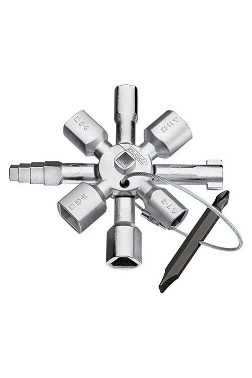 Univerzalni ključ Knipex Twin Key (10 orodij)