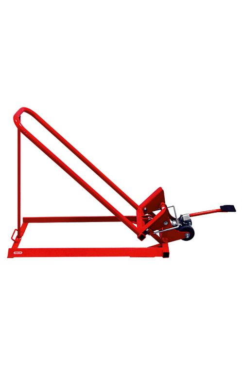 Dvigalka za traktorske kosilnice OREGON (nosilnost do 300 kg, do širine košnje 122 cm, zložjiva)