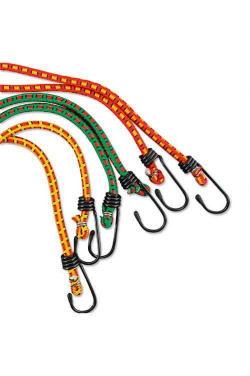 Komplet sidrnih vrvi Alpha Tools (6-delni, obremenljivost: 7 kg)