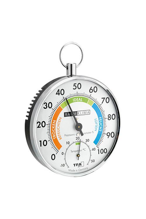Termometer-higrometer TFA Dostmann (analogni, širina: 35 mm)