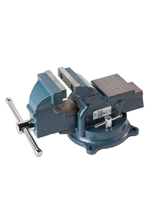 Namizni primež (75 mm, vrtljiv za 360°, iz litega železa)