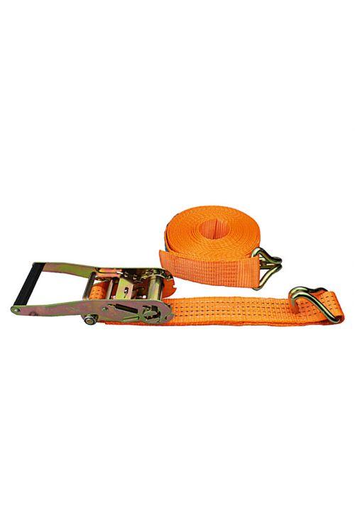 Natezalni pas Conacord (8 m x 5 cm, nosilnost: 2.000 kg, dvodelen, 2 koničasti kljuki)