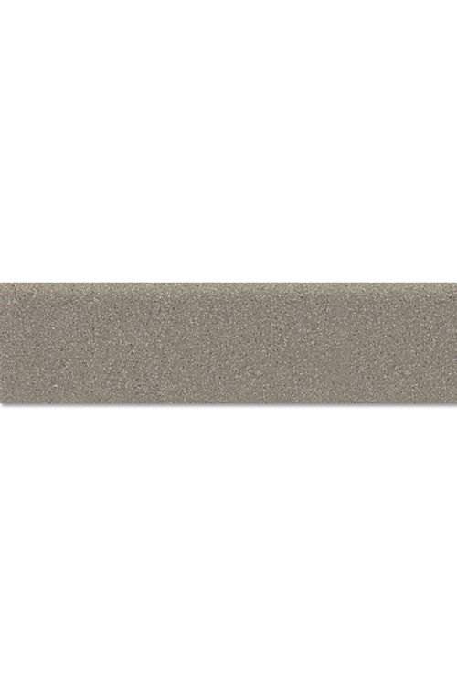 Robna ploščica Pirite (8 x 30 cm, siva, neglazirana)