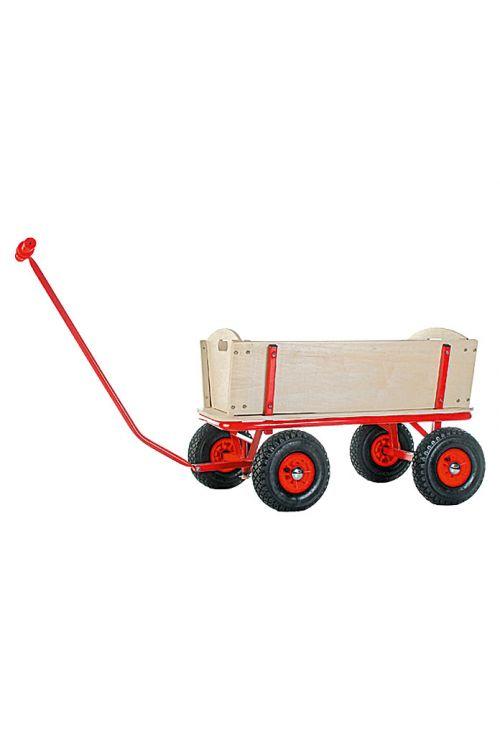 Otroški voziček Bubi (nosilnost: 80 kg, lesen)
