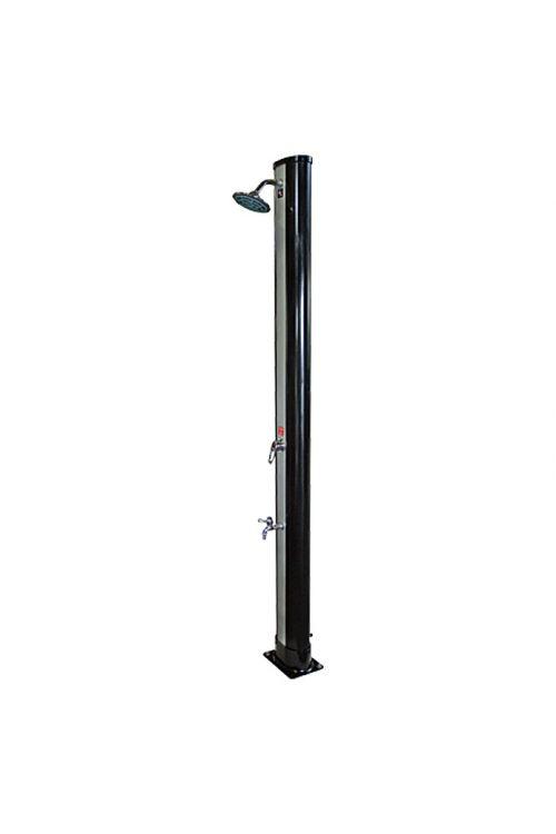 Solarni tuš myPool Exclusive (35 l, s prho za noge, višina 2,15 m, gibljiva pršna glava, nastavitev temperature vode)