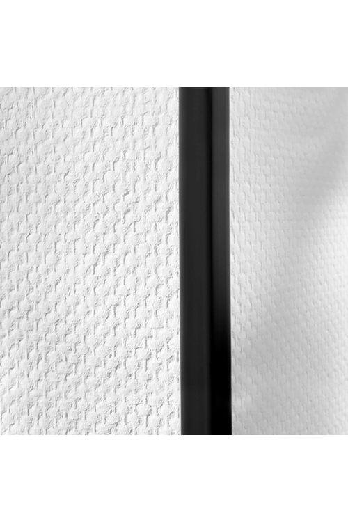 Kotna letev LOGOCLIC (2750 x 30 x 30 mm, črna)