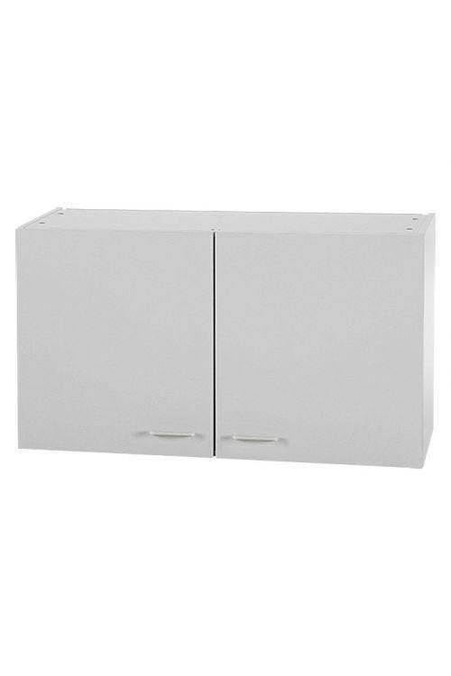 Zgornja omarica Klassik (100 x 34,6 x 57,6 cm, bela)