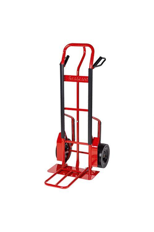 Profesionalni večnamenski transportni voziček BAUHAUS HT 800 FRG (jeklene cevi, nosilnost: 250 kg)