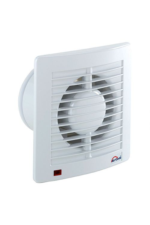 Ventilator Air-Circle Air-Style 100 (Ø 100, bel, pretok zraka do 85 m3/h, 26,4 dB)