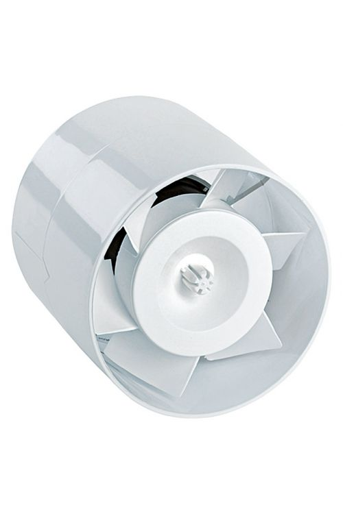 Cevni ventilator Air-Circle (Ø 100, bel, pretok zraka do 90 m3/h, 38 dB)