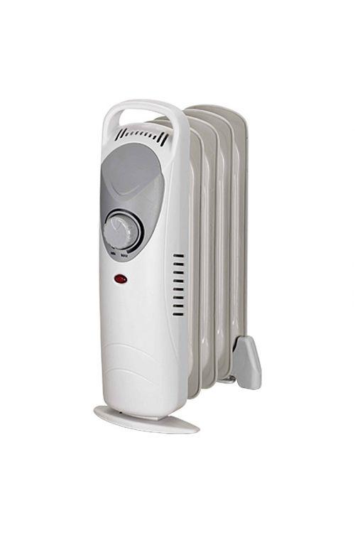 Električni oljni radiator Voltomat HEATING (500 W, število reber: 5, bel)