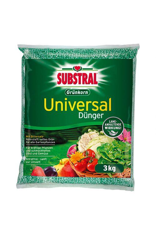 Univerzalno gnojilo Substral Grünkorn (3 kg)